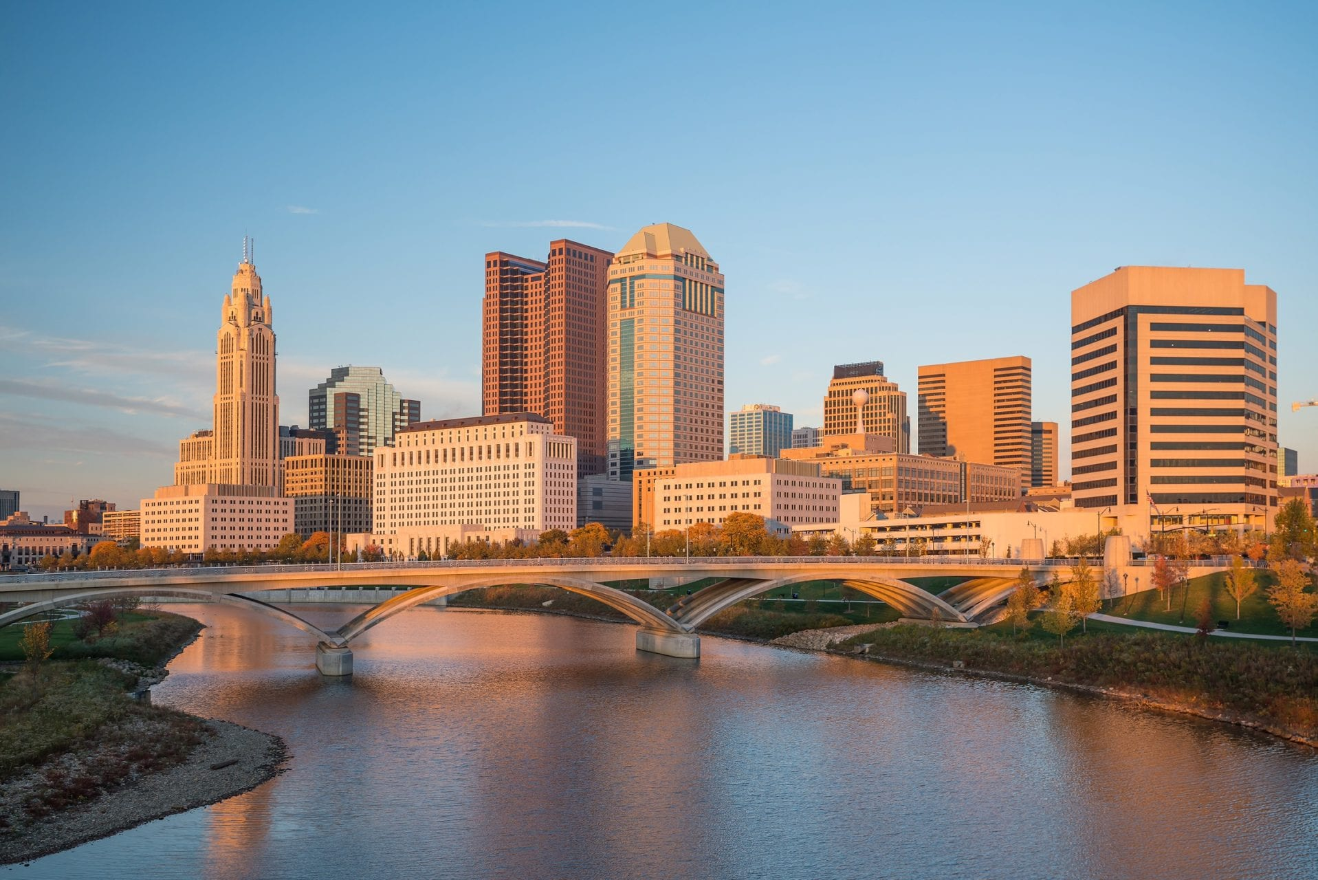 What's The Official Columbus Skyline?