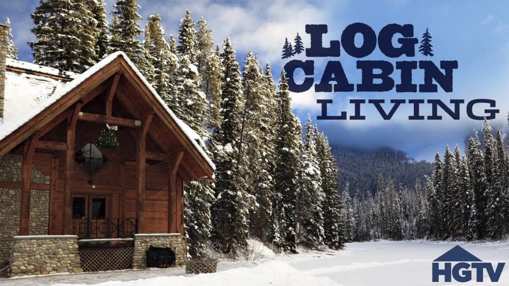 Hgtv 39 S 39 Log Cabin Living 39 Will Feature A Couple From