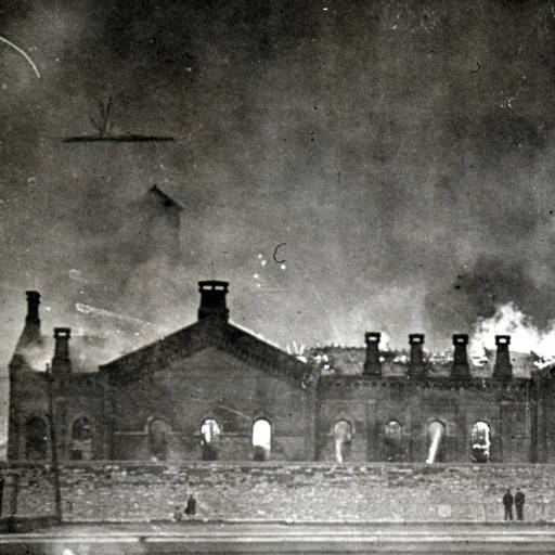 Forgotten history the great columbus prison fire of 1930 for Facts about house fires