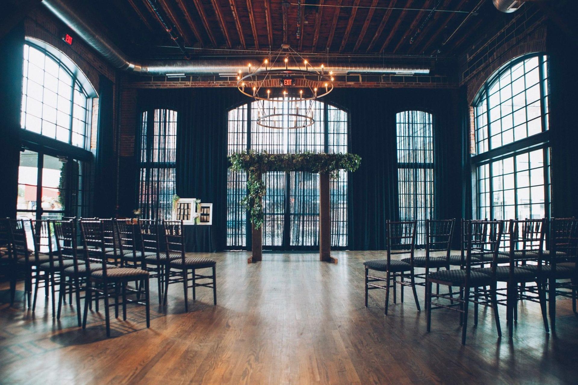 The 2017 columbus wedding superlatives venue edition for Car house