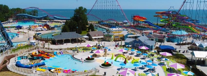 Cedar Point Ss Water Park