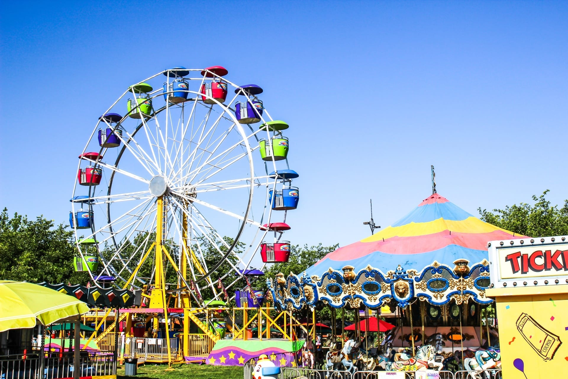 how to get free tickets to texas state fair
