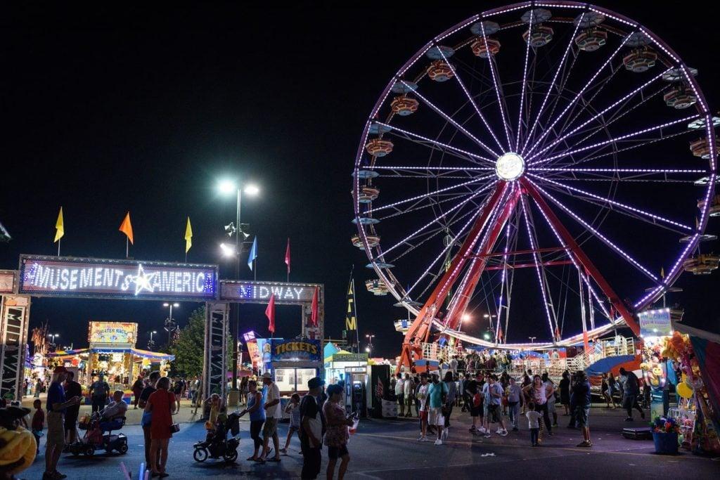 "Dutch Operator of Fireball Says State Fair ""Must've ..."