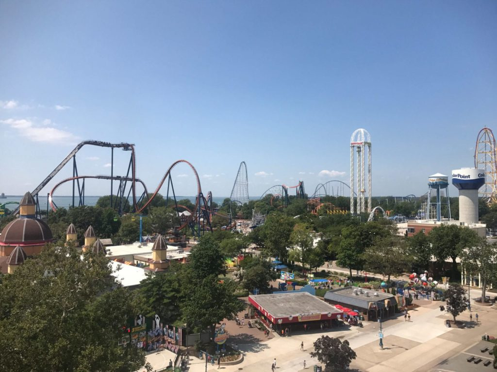 Cedar Point Announces New Hybrid Roller Coaster Steel Vengeance