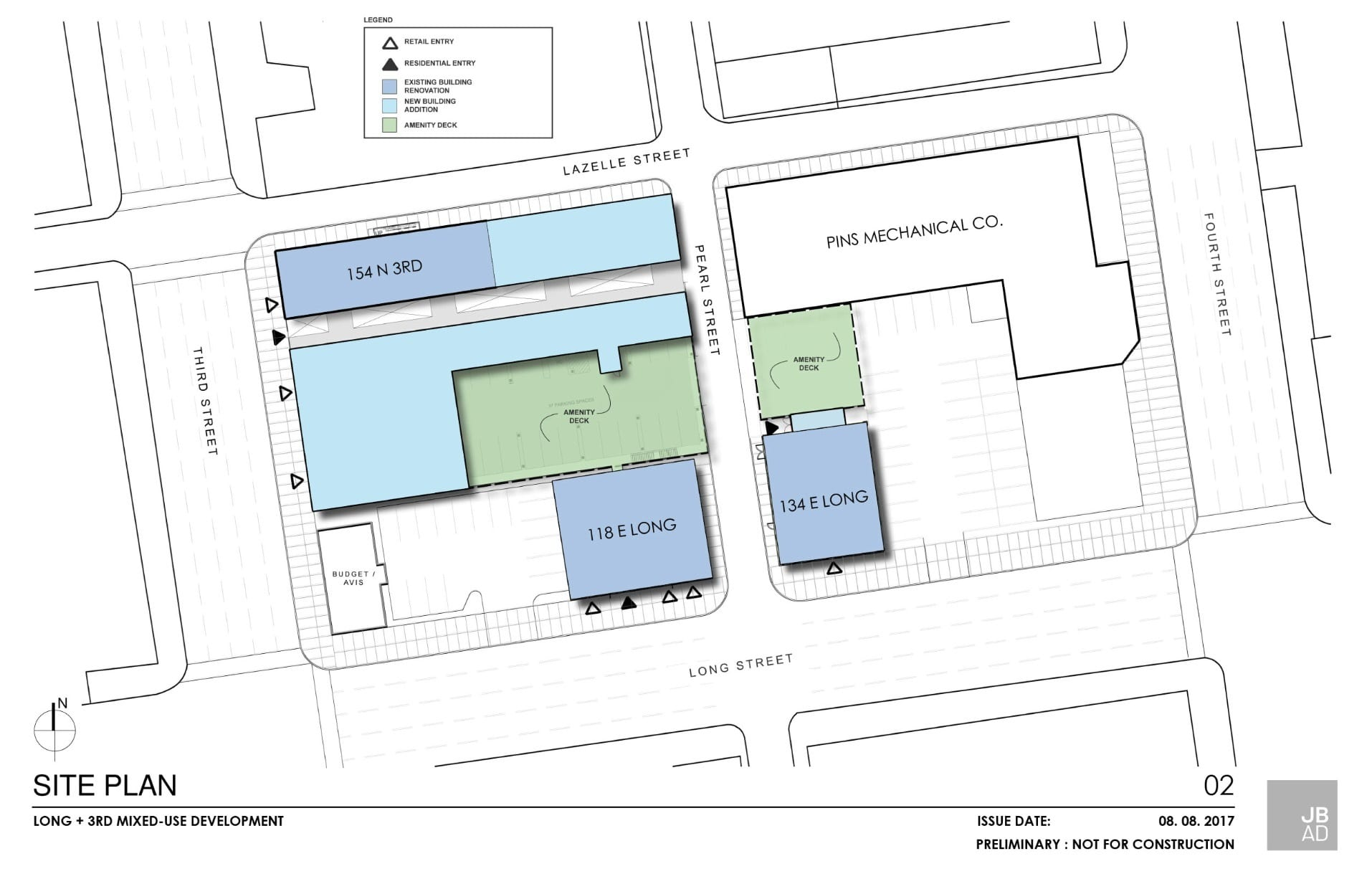 Scottenstein Property Group Developing Mixed Use Building