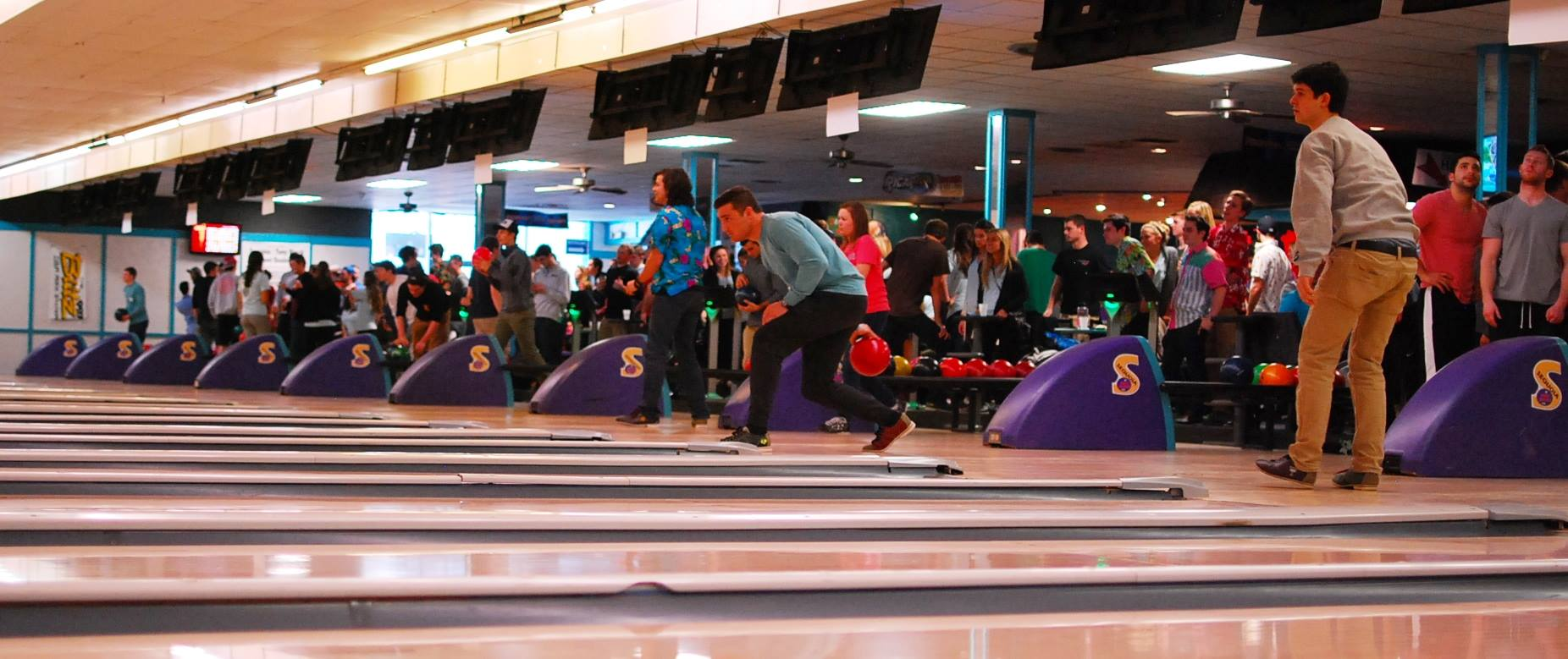 The Best Bowling Alleys In Columbus