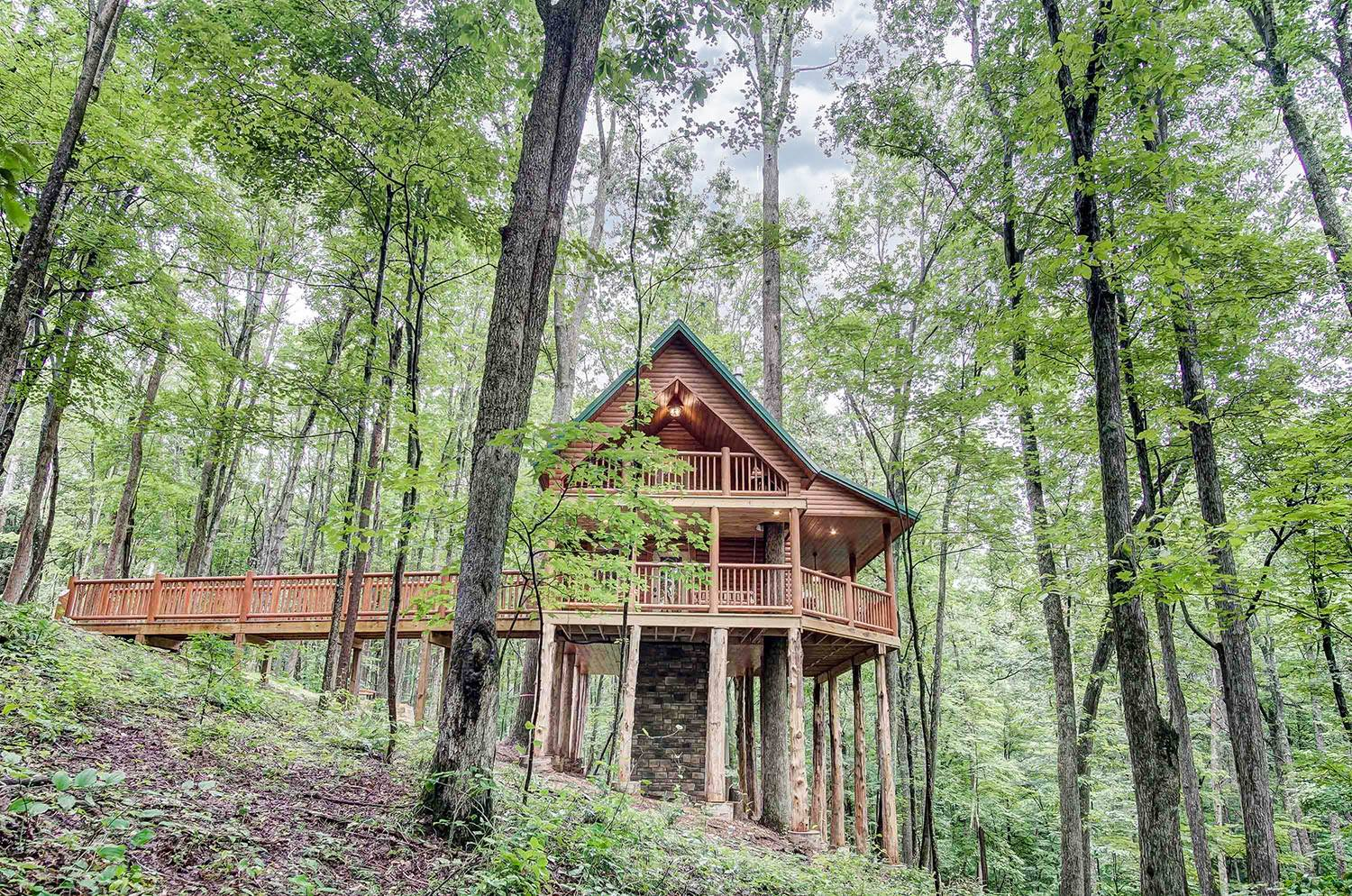 Via Canopy Ridge Cabins Of The Hocking Hills Facebook ...