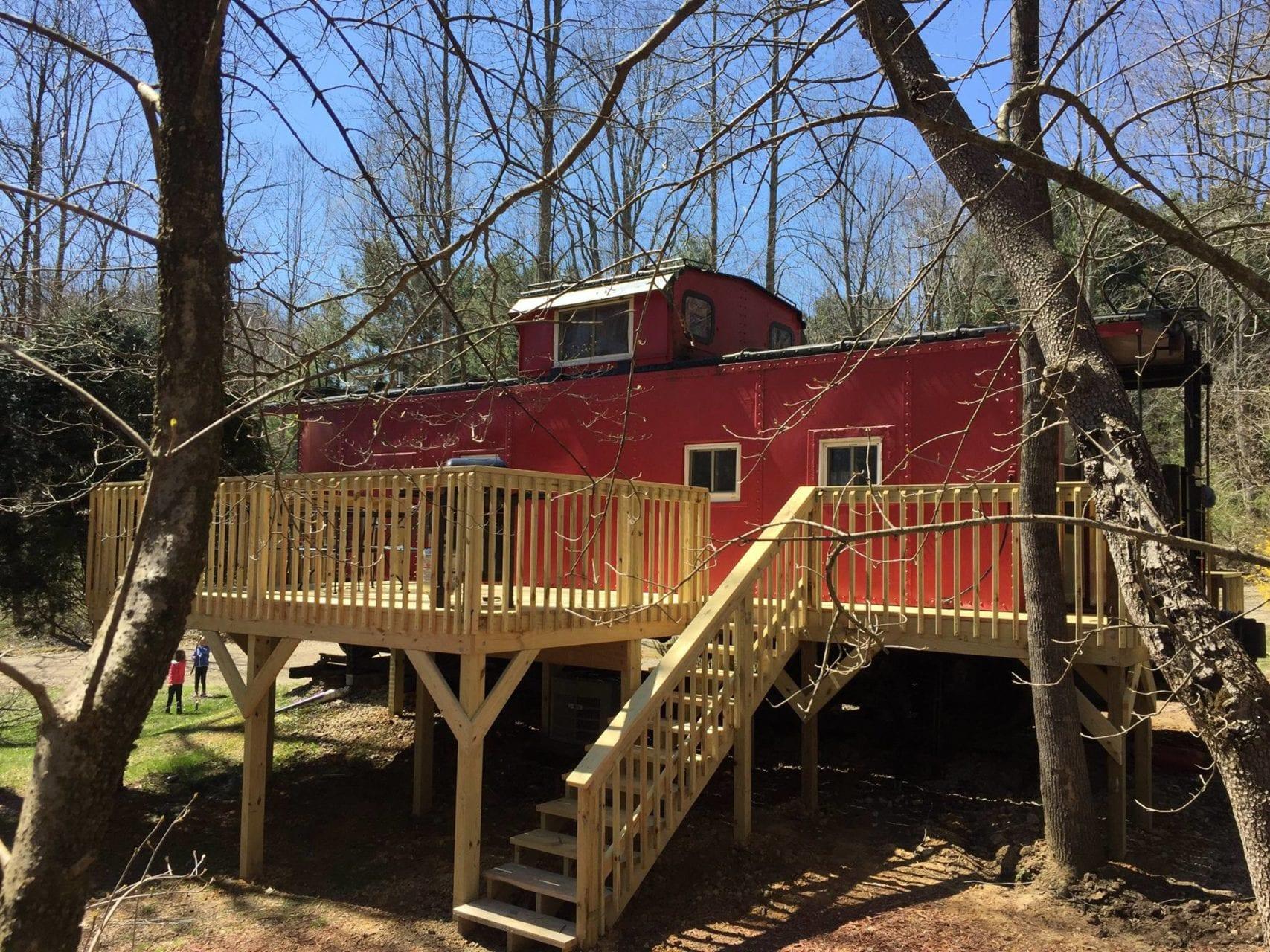 The Best Cabins In Hocking Hills