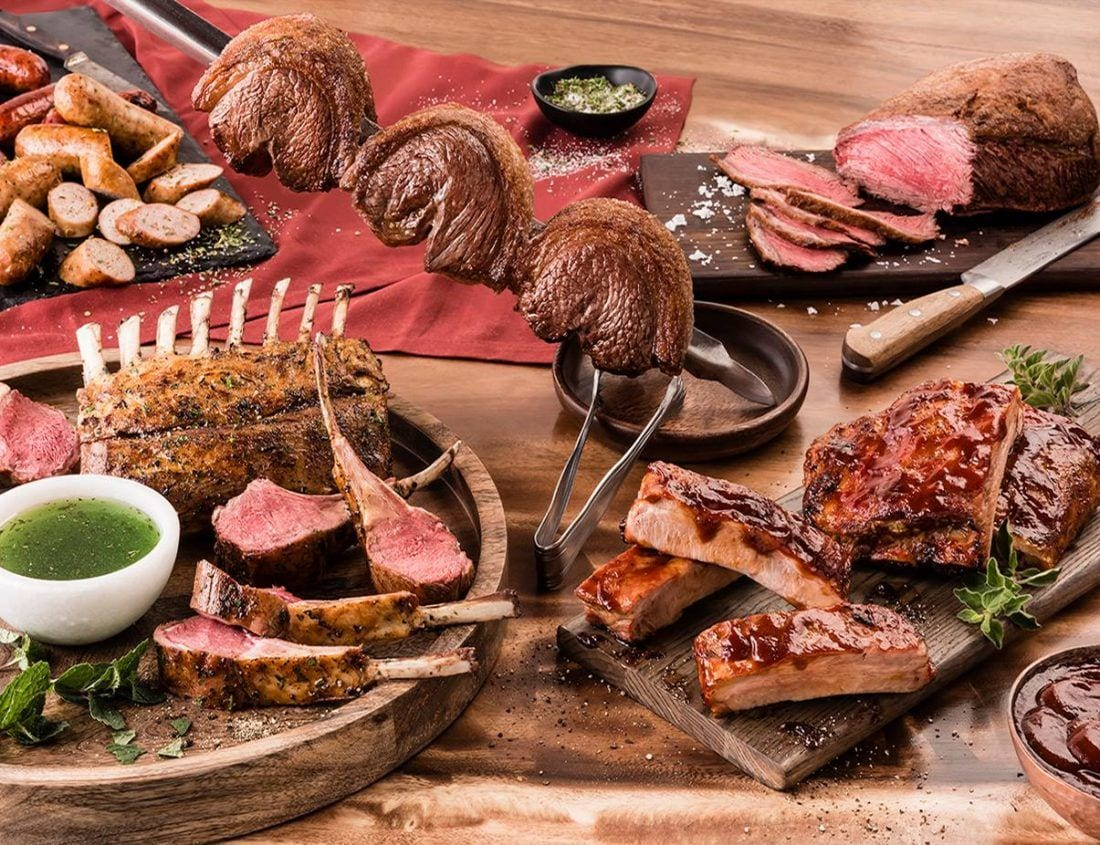 Texas de Brazil is a churrascaria, or Brazilian steakhouse, that features several cuts of flame-grilled beef, lamb, pork, chicken and Brazilian sausage as well as an extravagant salad area with a wide array of seasonal chef-crafted items/5().