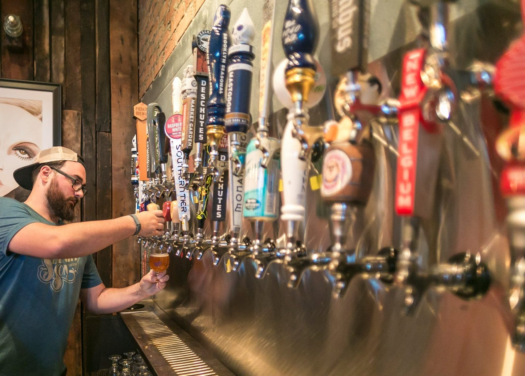 The Very Best Beer From Each Of The 15 Local Brewery Pubs In Columbus
