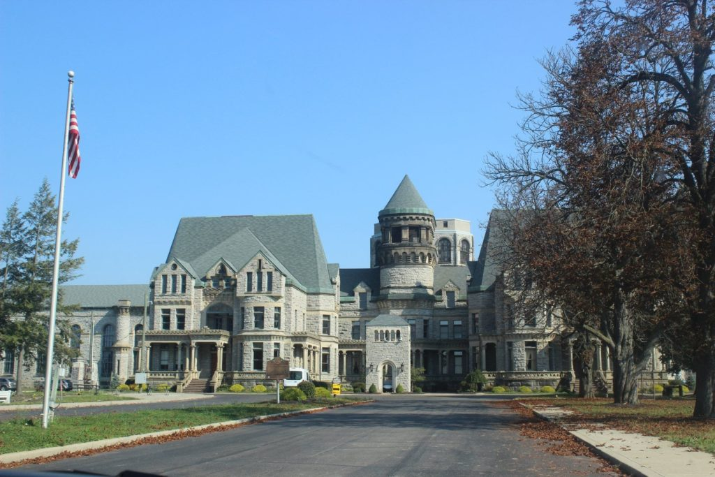 Blood Prison Is The Scariest Haunted House In Ohio
