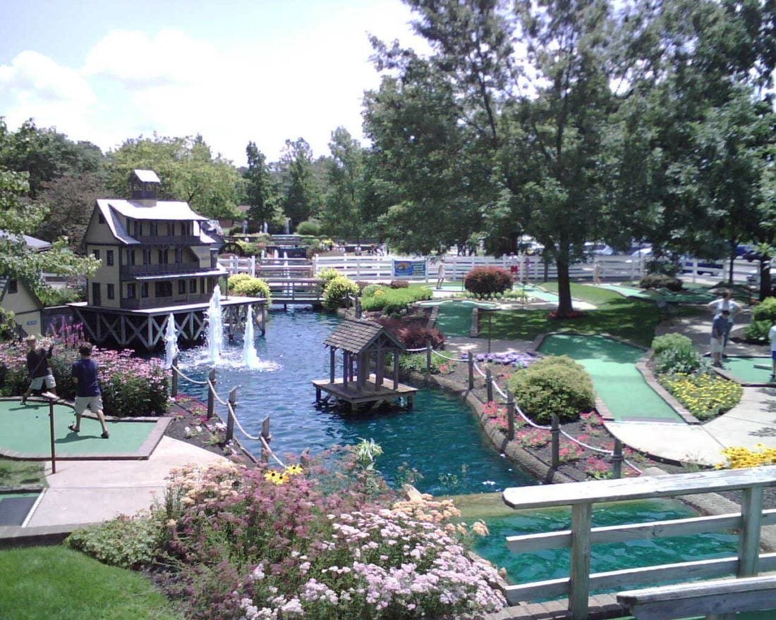The Top 10 Miniature Golf Courses In Columbus Ranked From