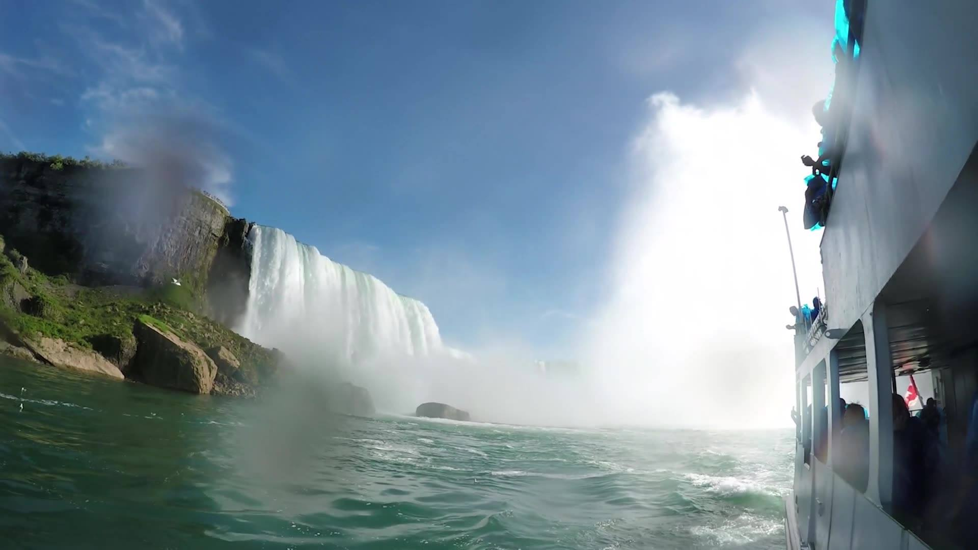 the natural wonders of niagra falls One of the world's most beautiful natural attractions, iguazu falls stretches  200  feet, iguazu falls stands taller and wider than niagara falls.