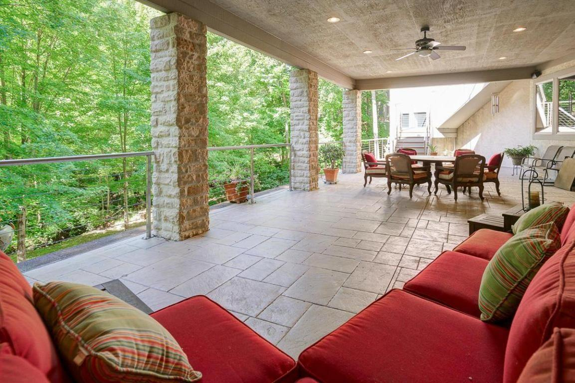 This Private, Wooded Retreat Feels Secluded, But It's Just ...