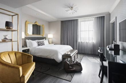 6 Beautiful Boutique Hotels In Columbus