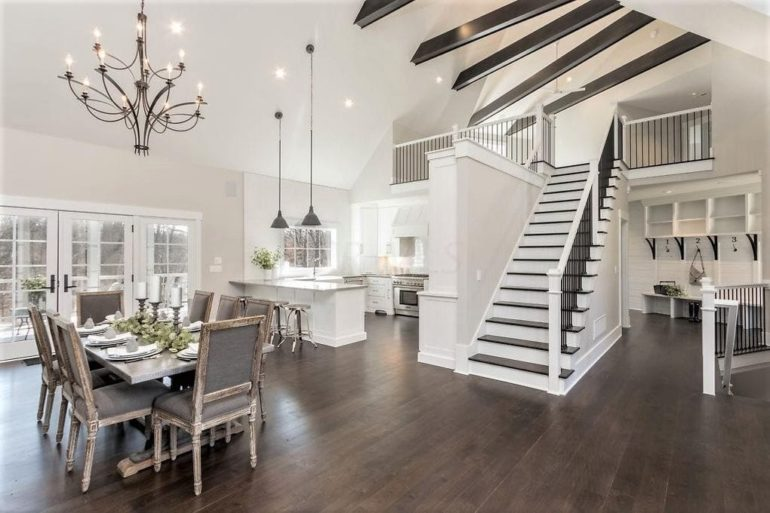 This Westerville House Looks Like It Was Designed By Chip And Joanna Gaines