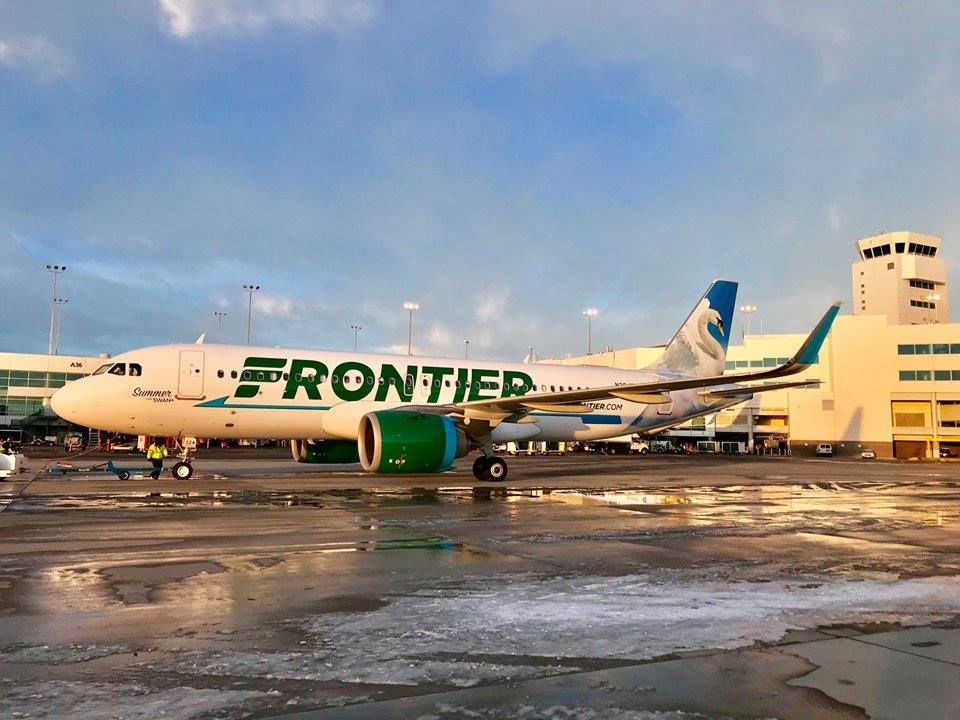 Frontier Airlines Adds Non Stop Weekly Flights From John