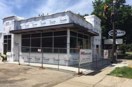 G.D. Ritzy's Is Nearly Finished And People Are Pretty Excited About It