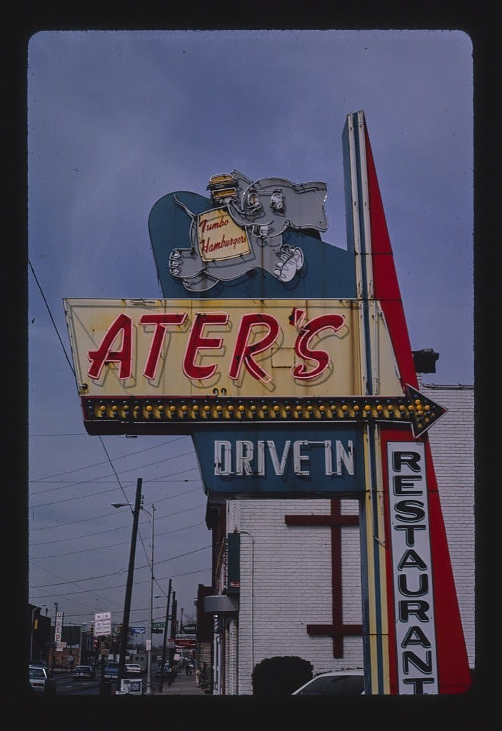 Ater's Drive-in