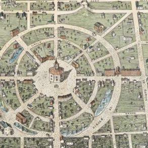 Circleville circle layout