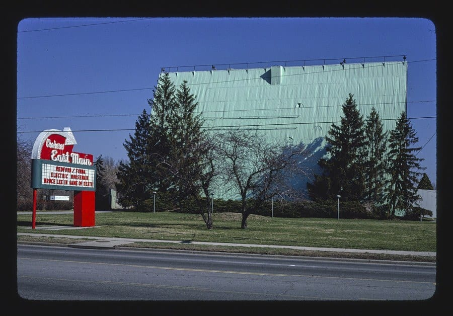 East Main Drive-in Theater