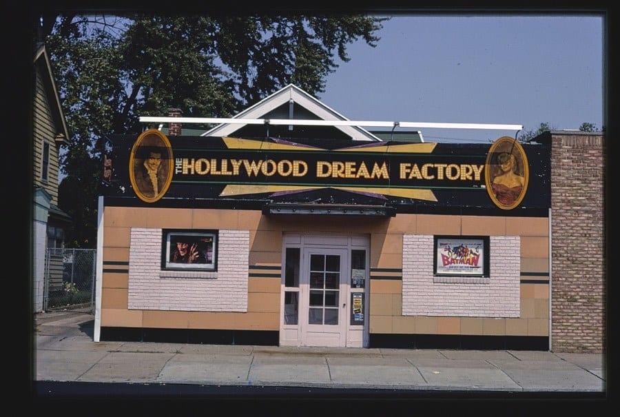 Hollywood Dream Factory, Sylvania Avenue, Toledo, Ohio