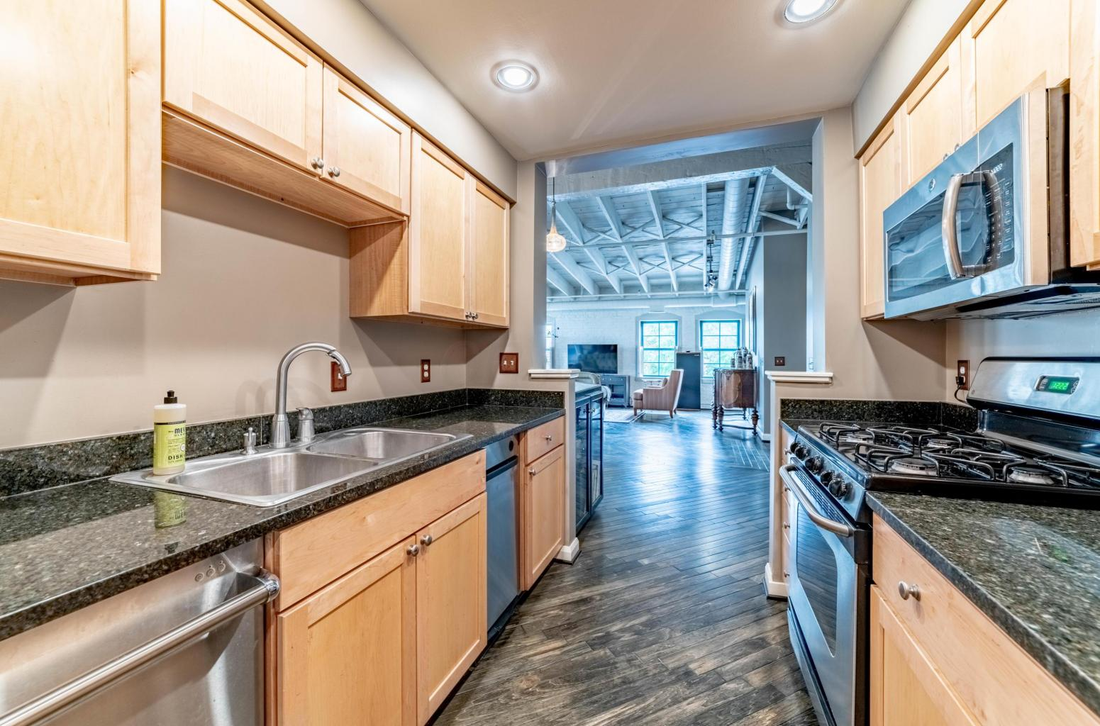 This Brewery District Condo Has The Rooftop Patio Of Your Dreams