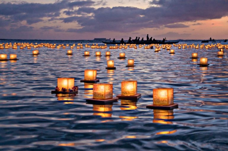 Light Up Your Life At The Columbus Water Lantern Festival