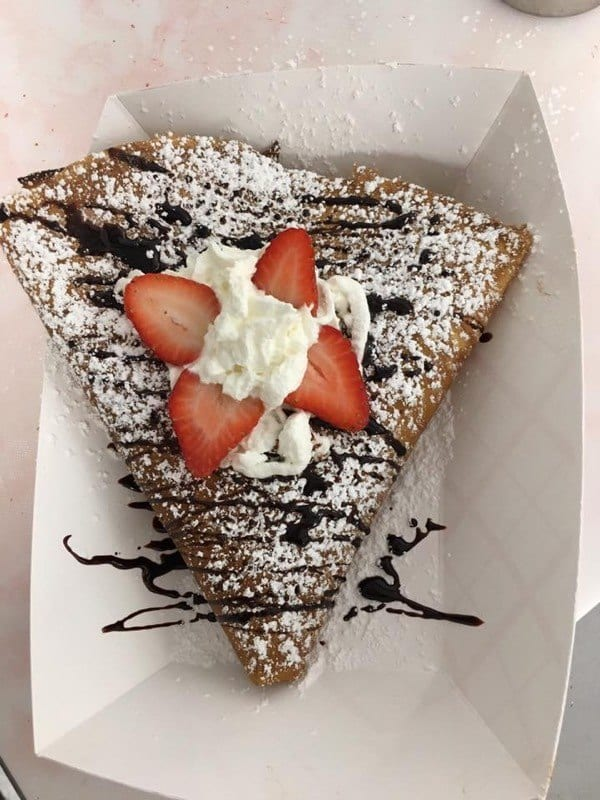 Holy Crepes crepe