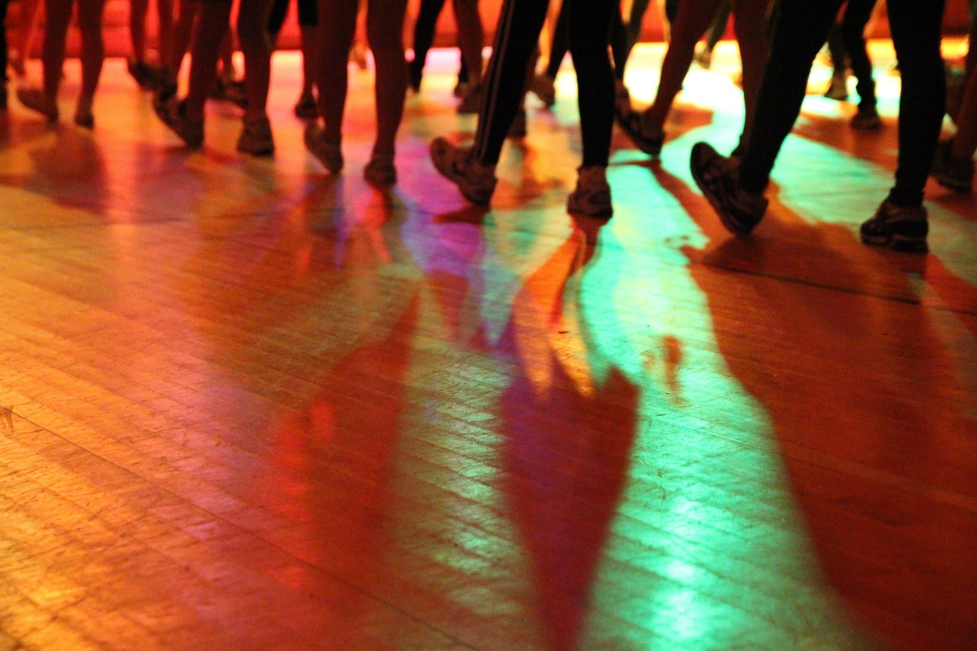 The class promises to teach the newest line dances while providing some  aerobic exercise.