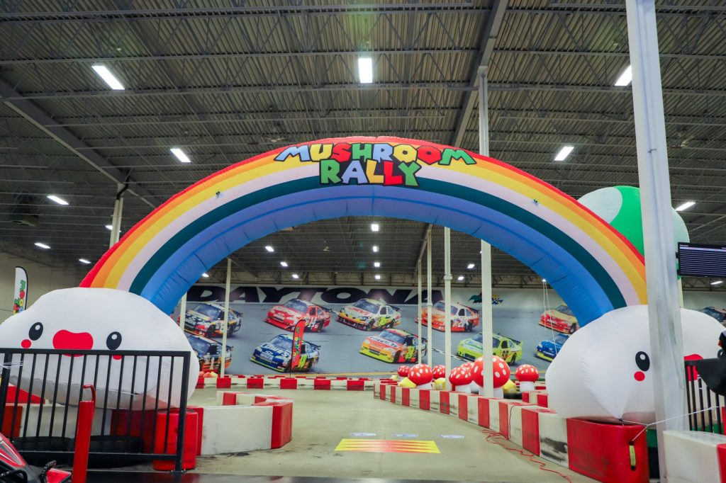 Go Karts Columbus >> It S A Mario Time Mushroom Rally Is Headed To Columbus This June