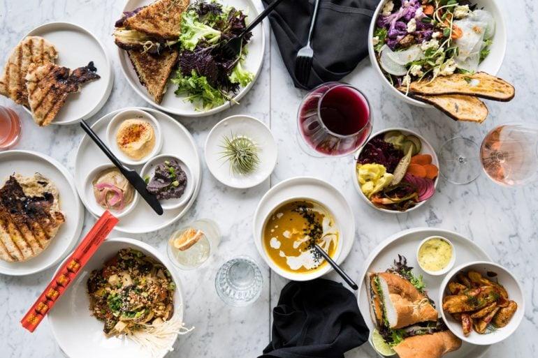Vegetarian Restaurant Comune Is Open
