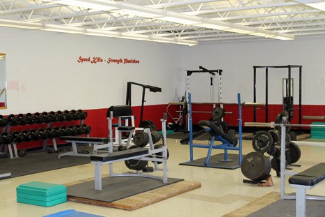 Columbus recreation gym