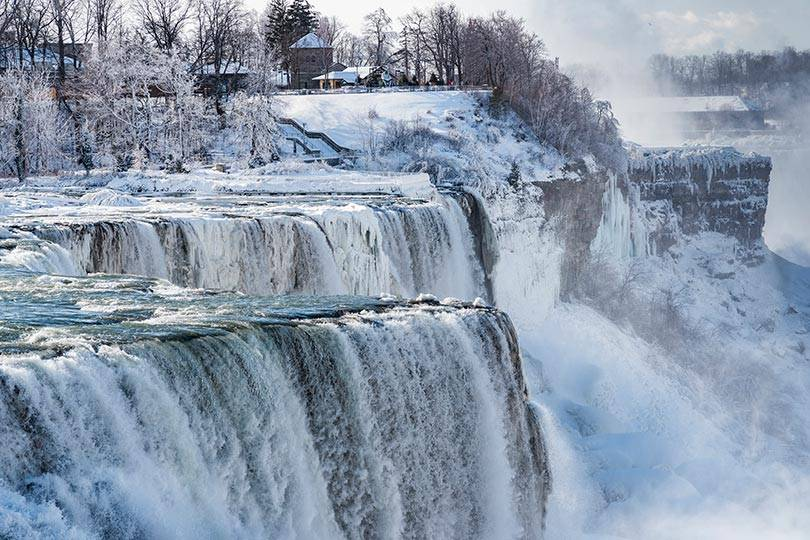 7 Epic Winter Road Trips That Totally Embrace The Cold Weather