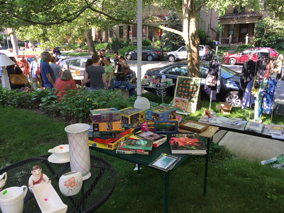 Your Guide To Community Yard Sales Around Columbus
