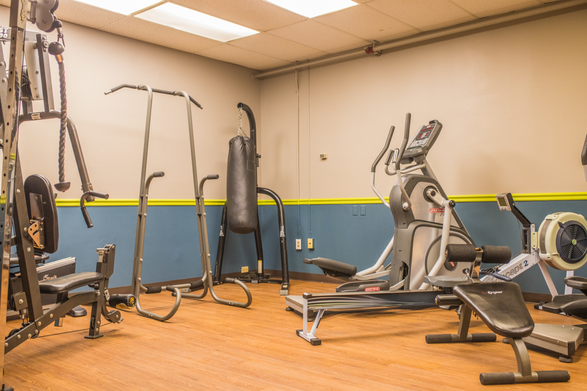 Gym Latitude 525