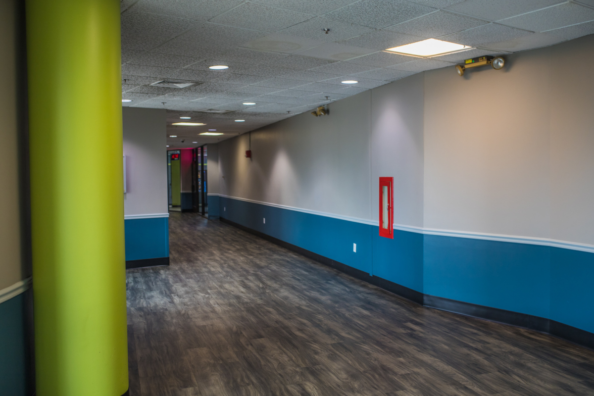 Hallway Latitude 525
