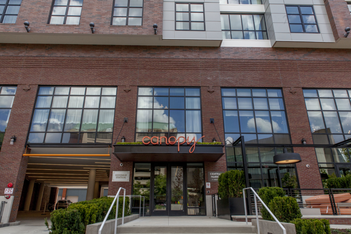 Canopy By Hilton Is The Newest Boutique Hotel In Columbus And