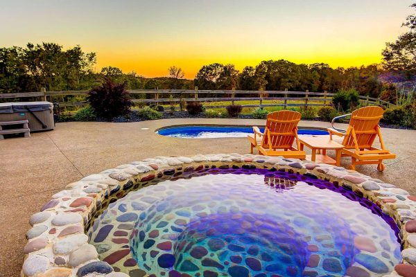11 Relaxing Weekend Getaways In Hocking Hills With Hot Tubs