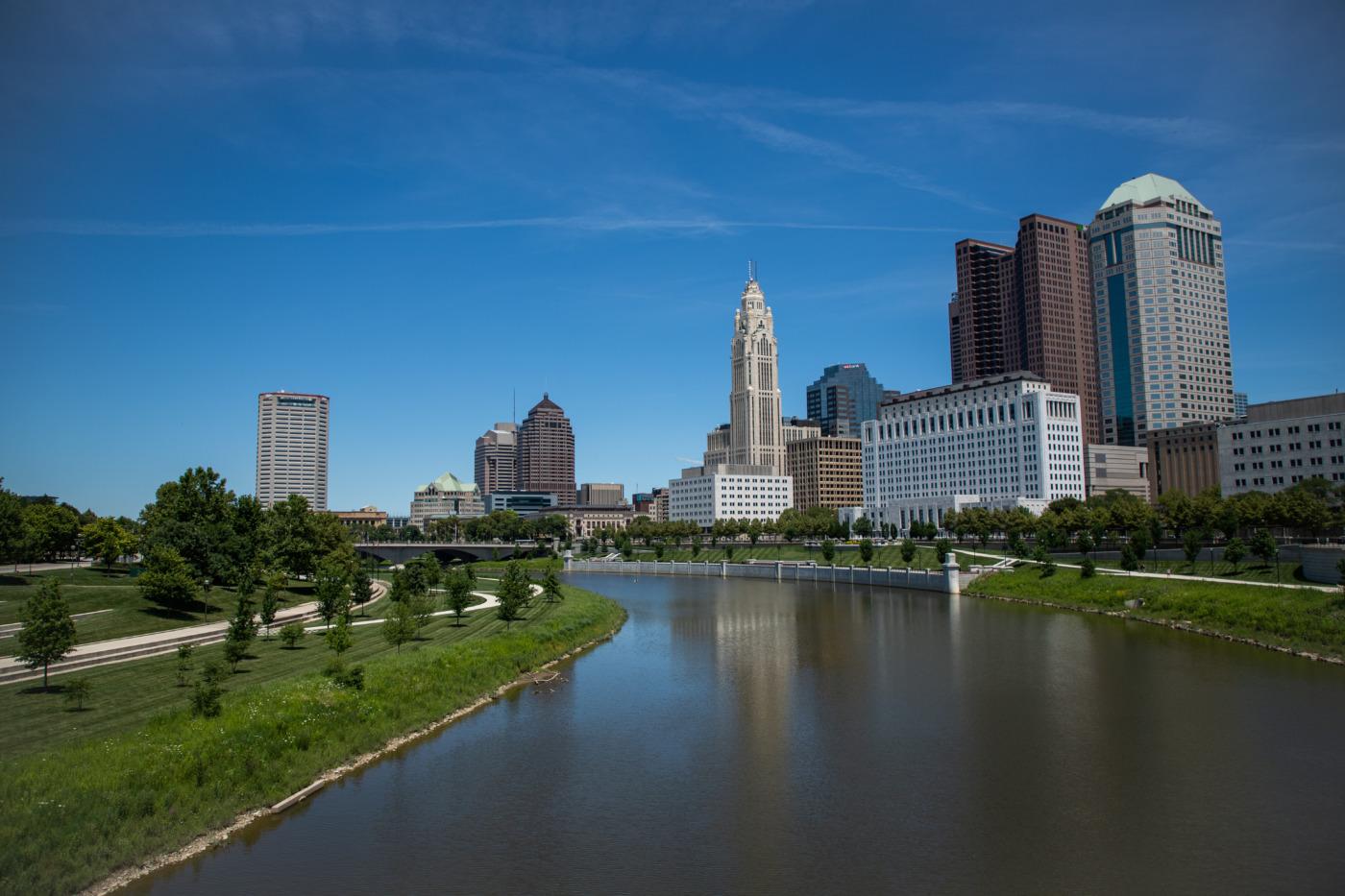 Photo of Downtown Columbus, Ohio