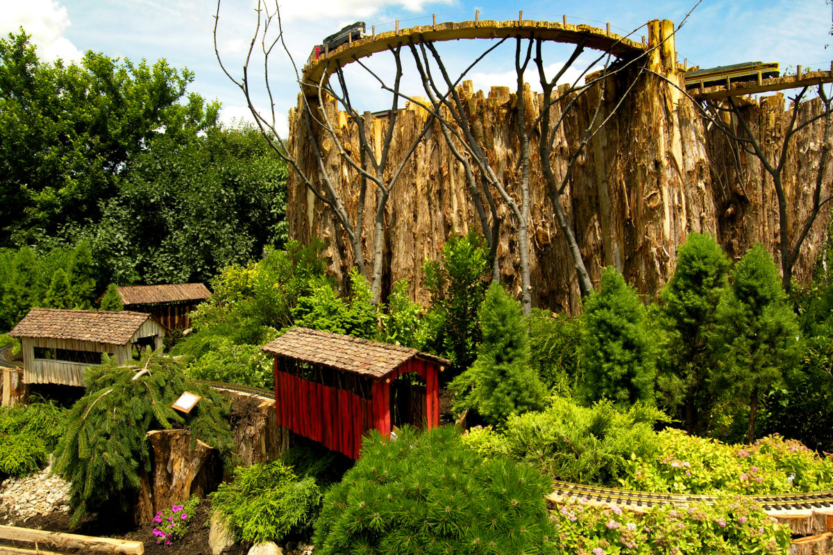 The Paul Busse Garden Railway At Franklin Park Conservatory Is Open And It's Spectacular