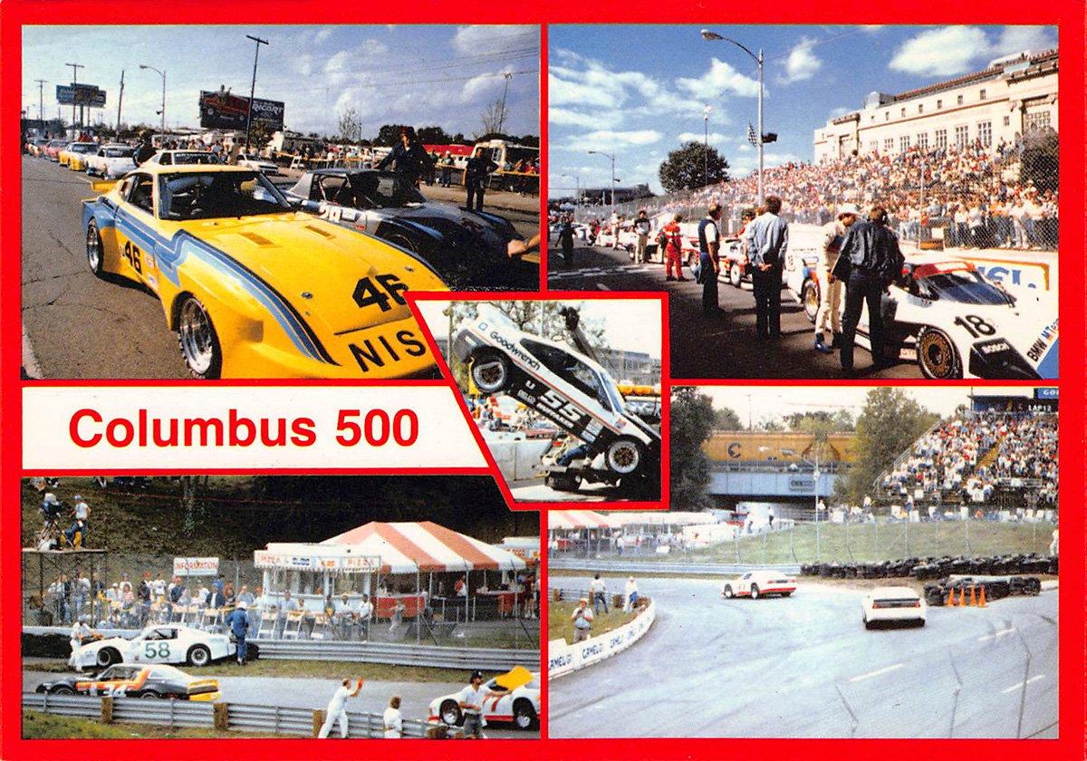 Columbus 500