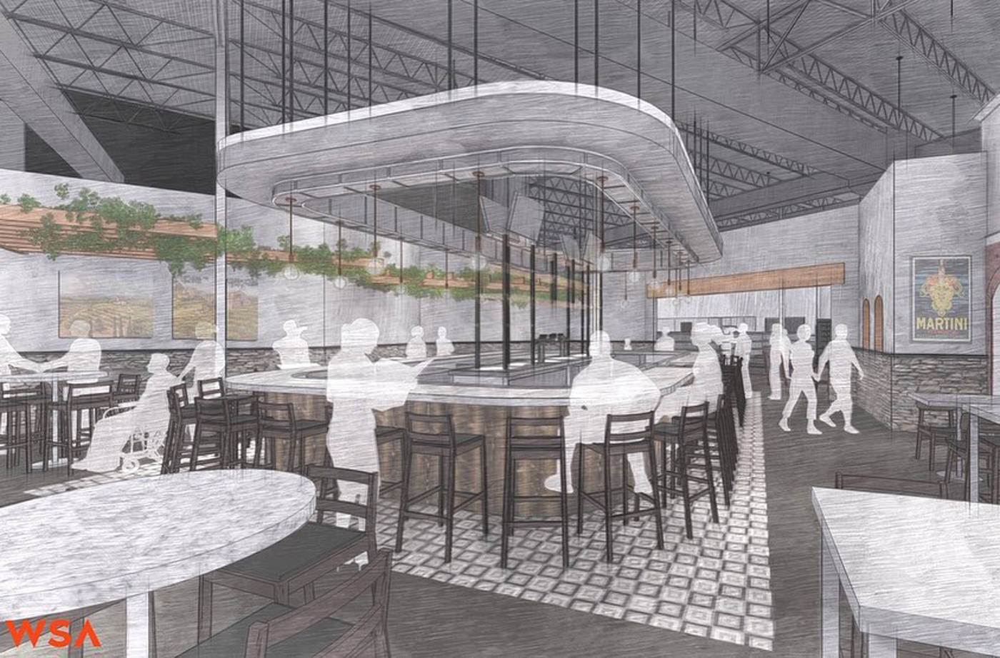 Carfagna S Is Moving Into A Massive New Space At Polaris